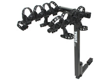 Thule Hitching Pro Folding Tilting 4 Bike Rack w Anti-Sway Cradles TH934XTR