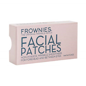 Frownies Forehead and Eyes 144 Facial Anti Wrinkle Patches. Original Wrinkle
