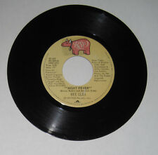 """Bee Gees - Canadian 45 - """"Night Fever"""" / """"Down The Road"""" - VG+"""