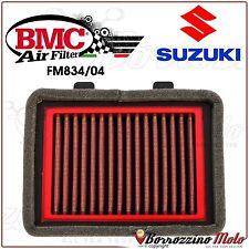 FILTRO DE AIRE DEPORTIVO LAVABLE BMC FM834/04 SUZUKI V-STROM 1000 2014 2015