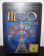 New! Hugo Cabret 3D Blu-ray Superset (SteelBook, Watch, Tin) (German Import)