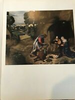 """National Gallery of Art, Giorgione """"The Adoration"""" Print, 11"""" x 14 1/2"""" (Paper)"""