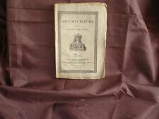 Le spectateur militaire 15 Décembre 1828 VI volume XXXIII  livraison