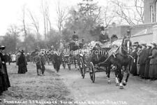 Cpl-35 Funeral Of J F Rollason, Victim Of The Berlin Disaster. Photo