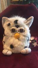 Furby - Dalmatian - 1998, Model 70-800, Tested, Works! (no Box, Has Original Tag