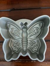 Nordic Ware Butterfly Bundt Cake Baking Pan Mold 9 cups nonstick