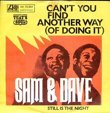 7inch SAM & DAVE can't you find another way GERMAN 1968 EX