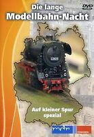 Die lange Modellbahn-Nacht - Auf kleiner Spur Spezia... | DVD | Zustand sehr gut