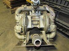 """Warren Rupp Sandpiper 6A2-A DA-1-A 2"""" Aluminum Double Diaphragm Pump"""