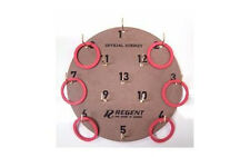 *NEW* Regent Hookey Ring Toss Game - Wooden Board