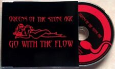 QUEENS OF THE STONE AGE / GO WITH THE FLOW - CD maxi-single (UK 2003)