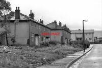 PHOTO  1988 DERELICT COUNCIL HOUSES MILAN AVENUE BURNLEY LANCASHIRE (2)