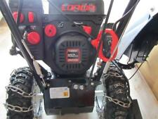 Schneefräse Snowspider SP70  6,5 PS Batteriestart - Gebraucht - defekt