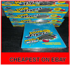 Brand New MAXILIN SOUR LIQUORICE FLYERS Limited Edition 40 In Box