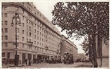 Postcard - London - Oxford Street from Marble Arch
