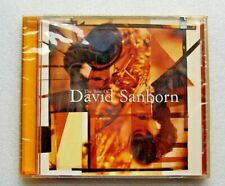 The Best of David Sanborn  CD 1994 Never Opened