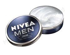 Nivea Men Face - Body - Hands Creme 30ml  New & Unused