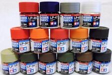 Tamiya Color Lacquer Paint 10ml LP1-LP60