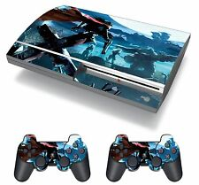 Final Fantasy VII FF7 FFVII Cerebrus Skin Sticker Decal Protector for PS3 FAT