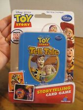 Disney Toy Story Tell Tale Playing Cards in Collectible Tin - 2014