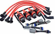 2004-2011 10MM WIRES MAZDA RX-8 RX8 ADAPTER WIRING HARNESS CORVETTE COIL PACKS