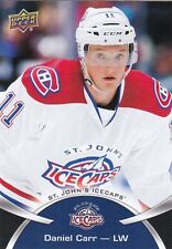 DANIEL CARR 2015-16 15-16 UPPER DECK AHL BASE #97 ST. JOHN'S ICECAPS !
