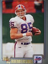 NFL 179 Jay Riemersma Buffalo Bills Topps 2001