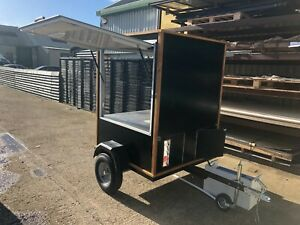 Brand New Mobile Coffee Catering Trailer, 750kg trailer, Self sufficient!!
