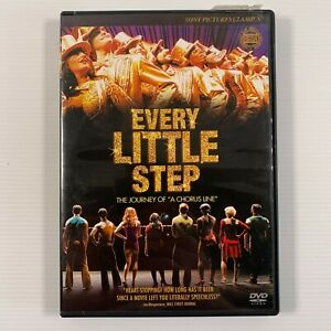 Every Little Step (DVD, 2009) Region 1