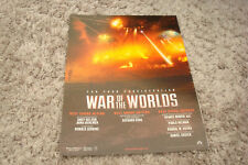 War Of The Worlds Oscar ad alien attack & Munich Eric Bana, Steven Spielberg