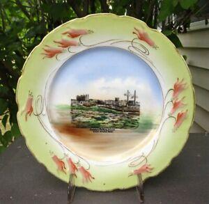 Vintage Advertising Collector Plate Cudahy Packing House South Omaha Nebraska