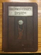 1919 THE MASTER KEY SYSTEM CHARLES F. HAANEL OCCULT LAW OF ATTRACTION