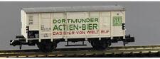Güterwagen für Epoche II (1920-1950) Modellbahnen der Spur N aus Stahl