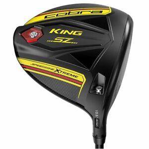 Cobra King SpeedZone Xtreme Black/Yellow 12* Driver Regular Mint