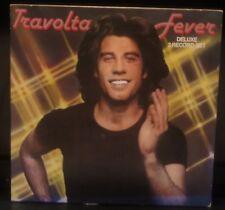John Travolta-Travolta Fever-2 LP-Gatefold-Midsong International
