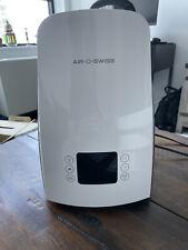 Air O Swiss Aos U650 Warm and Cool Mist Ultrasonic Humidifier
