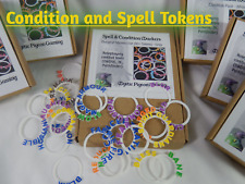 Condition and Spell markers for Dungeons and Dragons 5E or Pathfinder
