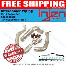 Injen Fits 13-14 Dodge Dart 1.4L (t) Black Intercooler Piping SES5040ICPBLK