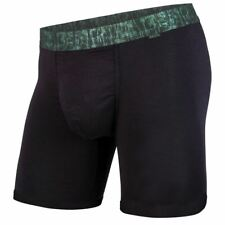 Bn3th Bamboo Black Boxer Briefs