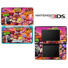 Vinyl Skin Decal Cover for Nintendo 3DS - Animal Crossing New Leaf Autum