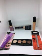 Revlon Makeup Bundle 901 Mascara Tweezers 701 Creme Shadow Photoready Brightner
