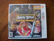 Angry Birds Star Wars  (Nintendo 3DS, 2013) BRAND NEW