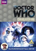 Doctor Who - Dragonfire (Edición Especial) Envío en 24 Hours World Ancho Dr Who