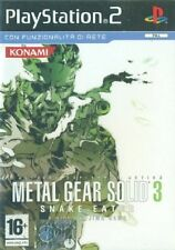 Metal Gear Solid 3 - Snake Eater PS2