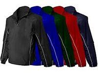 Rawlings Pullover Baseball Jacket, Model CBCJ, NEW, Colors