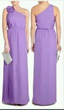 BNWT Tallulah Maxi Dress by*COAST*14(UK),100%silk,Lilac,prom evening,bridesmaid