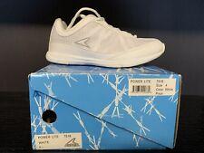 Youth White Cheer Shoes  NIB