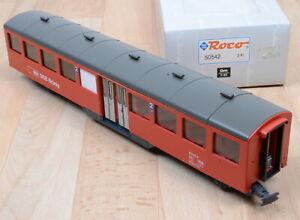 Roco Alpin Line 50542 Personenwagen B 845-8 der SBB / Neuwertig / Spur 0m - 1:45