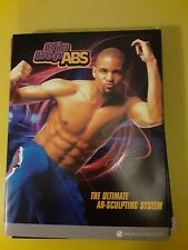 New Hip Hop Abs Shawn T - The Ultimate Ab Sculpting System - Beachbody 3 Dvd Set