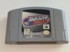 WAYNE GRETZKY'S 3D HOCKEY Nintendo 64 N64 Video Game Cartridge NHL Midway